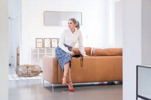 grauhaariges Model best ager senior modefotografie hamburg