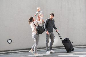 Paar mit Baby Kindermode, Kids Fashion Hamburg, Produkt, Fotografie