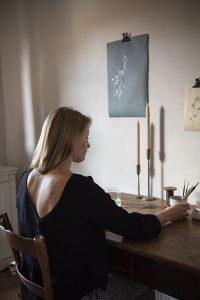 Interiorfotografie Hamburg, weihnachtliche Einrichtung, Setting, Homeware, Plön, Social Media Portrait