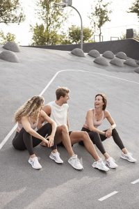 Peoplefotografie Lifestyle Portrait Sport Fitnessfotografie in Hamburg Baaken Park