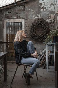 Portraitfotografie auf dem Land in Plön bei Hamburg